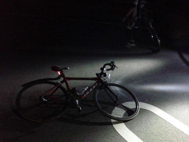 自転車 ライト ロードバイク