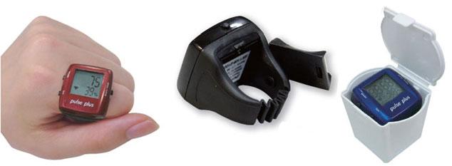 パルスプラス 指輪タイプの簡易心拍計