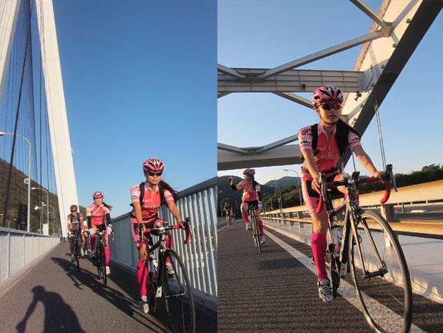 しまなみとびしま海道サイクリングツアー