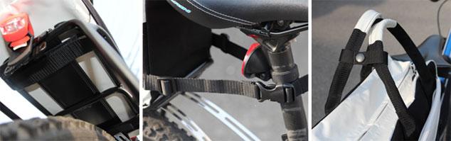 自転車通勤 リアキャリアバッグ リンプロジェクト