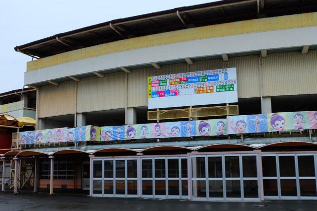 奈良競輪場 ロードレース入門
