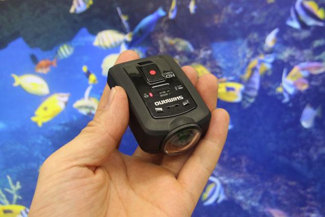 シマノのカメラCM-1000を使ってみたよ。
