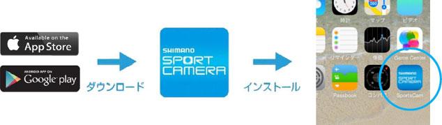 cm1000 シマノカメラ