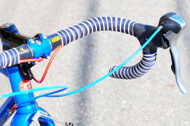 自転車工房 サムライバーテープ 真田紐