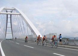 サイクルマラソン(とばしません)鳥羽志摩線大会