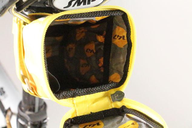 147デザイン サドルバッグ