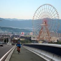 琵琶湖大橋からの絶景。