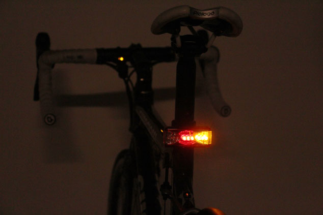 エルパ LEDシグナルライト テールライト一体型ウインカー DOP-SL300 ベル付