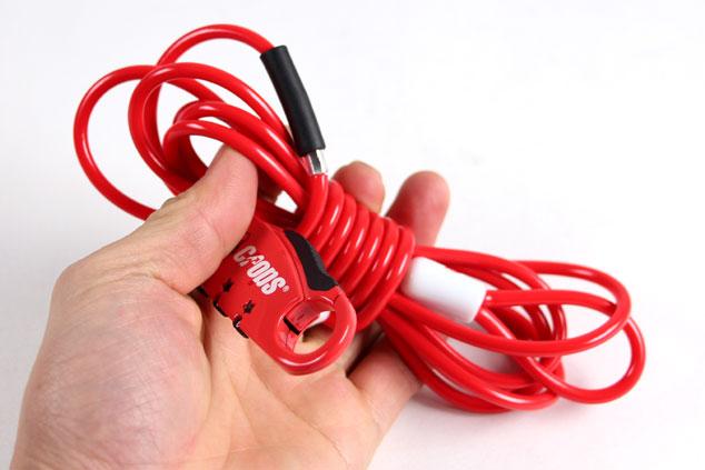 クロップス Q4EW (EASY WRAP) ワイヤーロック