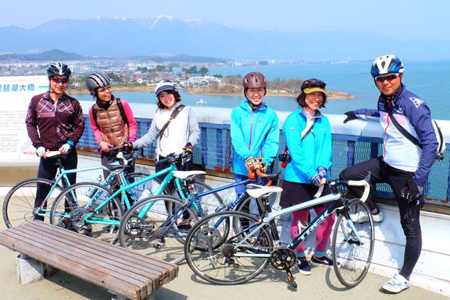 ビワイチ 琵琶湖一周