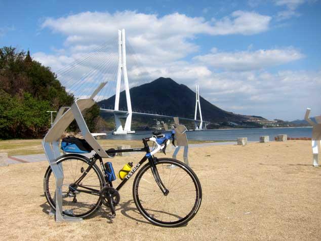 多々羅しまなみ公園 サイクリストの聖地