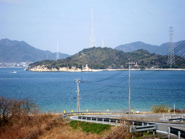 しまなみ海道 大三島 大久野島