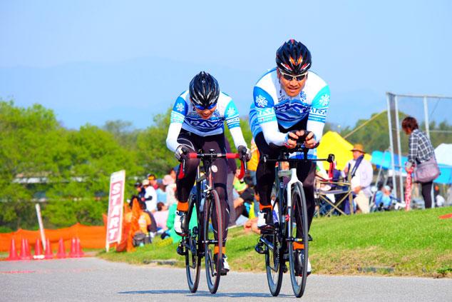 ワールドサイクル&ベックオンカップ2015 トロバラ優勝
