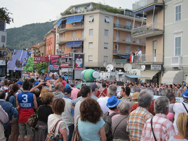ランプレ・メリダ ジロ・デ・イタリア