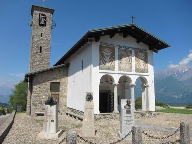 ギザッロ教会 ジロ・デ・イタリア