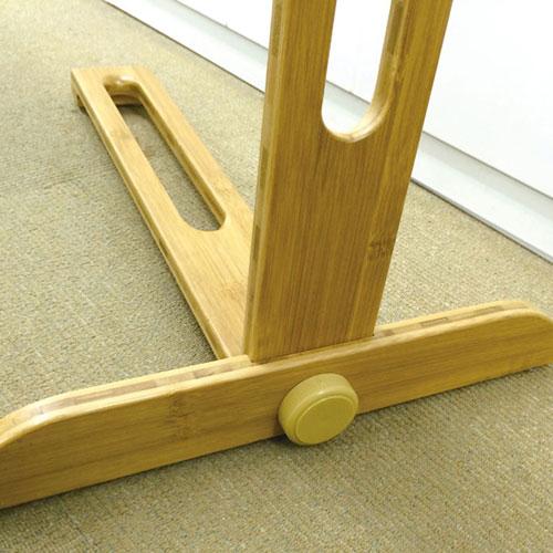 バンブースタンド 竹製ディスプレイスタンド