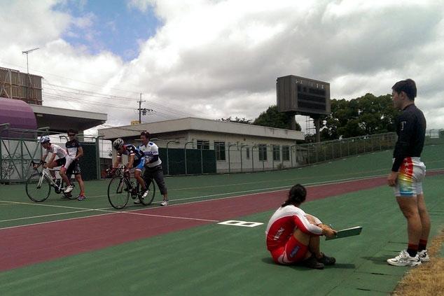 自転車安全技術講習会