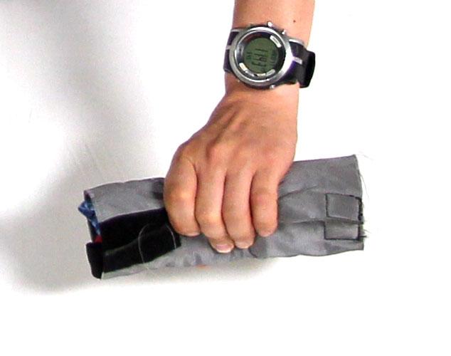 輪行袋 畳み方