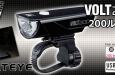 キャットアイ HL-EL151RC ボルト200 ヘッドライト