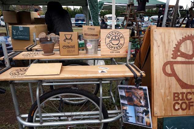 秋ヶ瀬バイクロア BICYCLE COFFEE