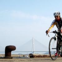 大島から多々羅大橋