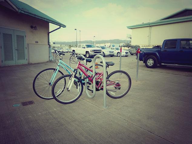 駐輪ラック