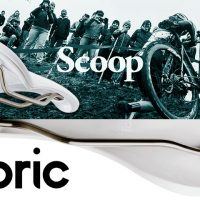 fabric saddle scoop