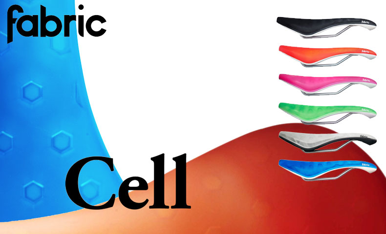 fabric saddle Cell