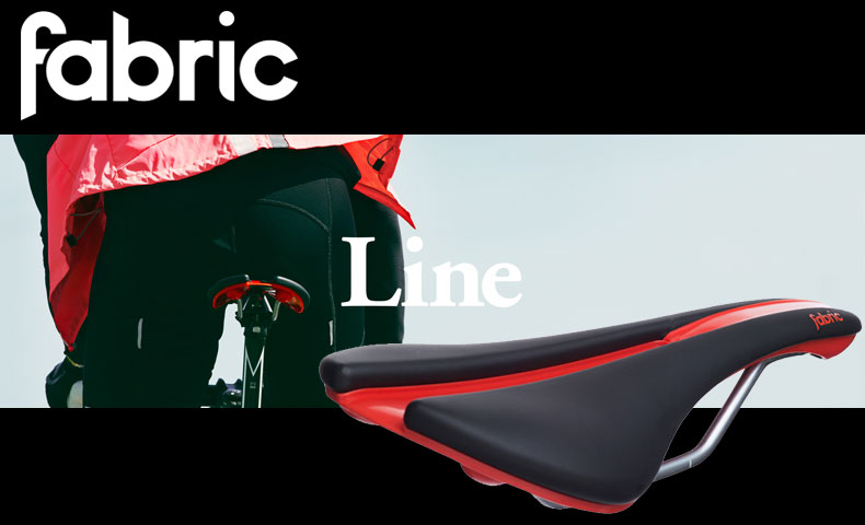 fabric saddle Line