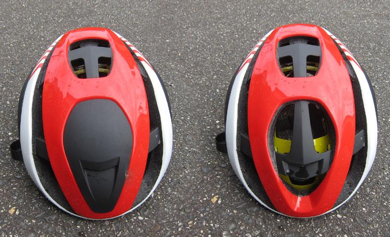 zerorh エアロロードヘルメット alpha