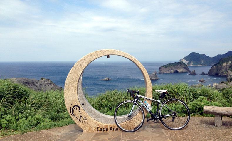 自転車×南伊豆 ポタガール マサミ