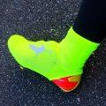ネオプレーンより、普通に、靴下タイプのシューズカバーが好き!