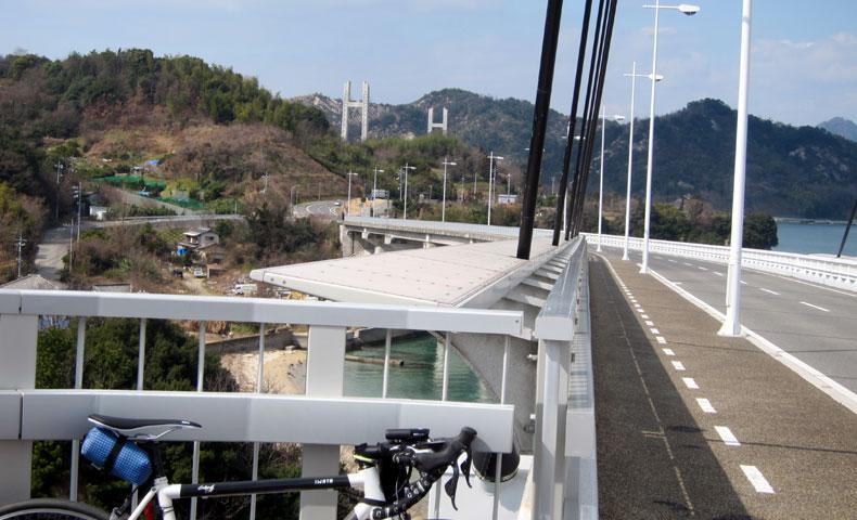 ゆめしま海道 弓削大橋