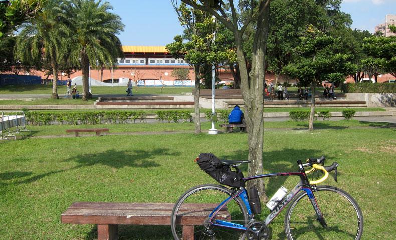 淡水 サイクリングロード