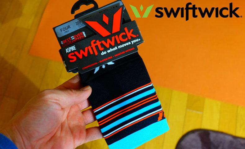 swiftwick ソックス
