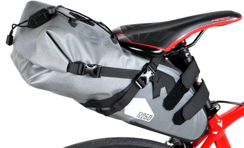 R250大型防水サドルバッグ