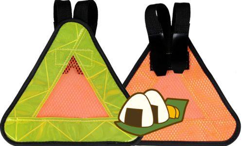 おにぎり リフレクター 三角
