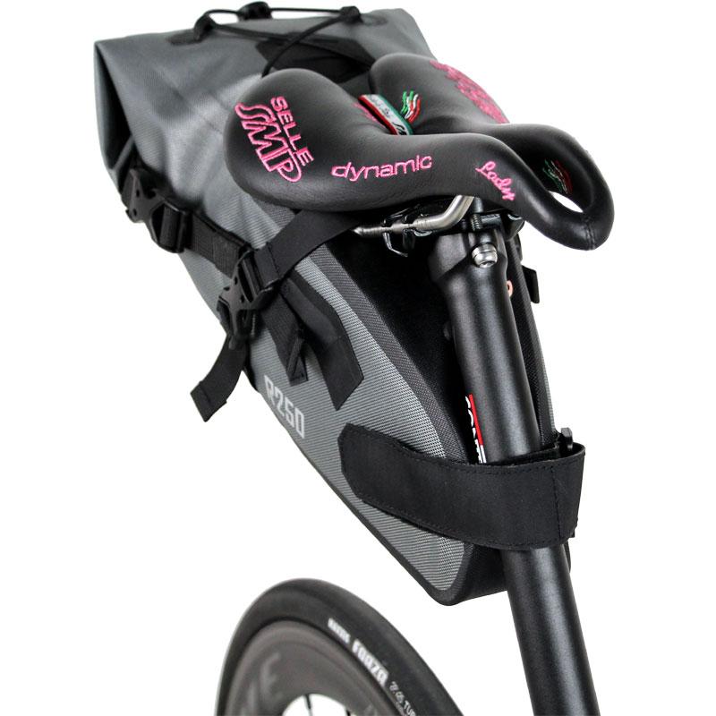 R250 防水サドルバッグ スモール バイクパッキング