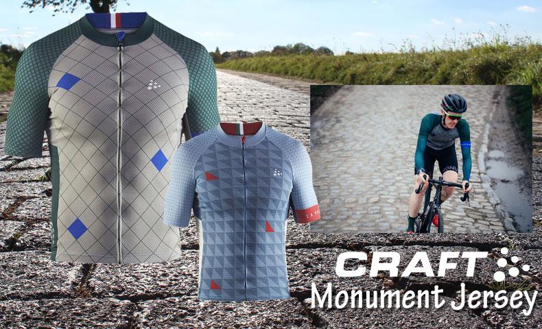 クラフト Monument Jersey