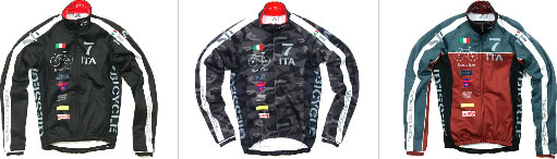 セブンイタリア Neo Army Bike Team Jacket