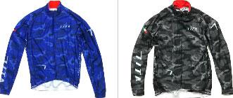 セブンイタリア Neo Camo Wind Jacket ブルー