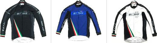 セブンイタリア GT-7RR 2 LS Jersey ネイビー