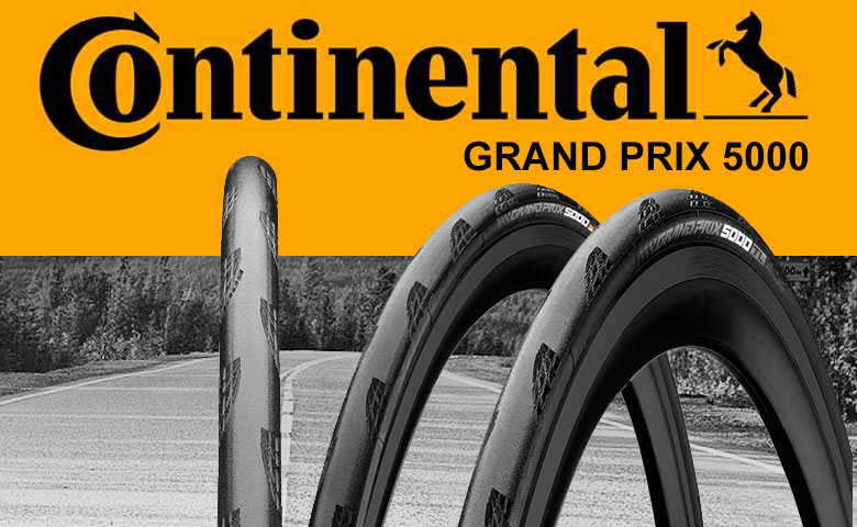 コンチネンタル グランプリ 5000シリーズ