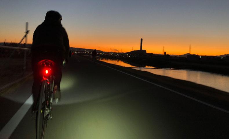 アラフォー女子 サイクリスト