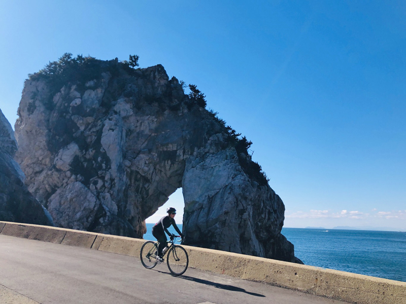 アラフォー自転車女子