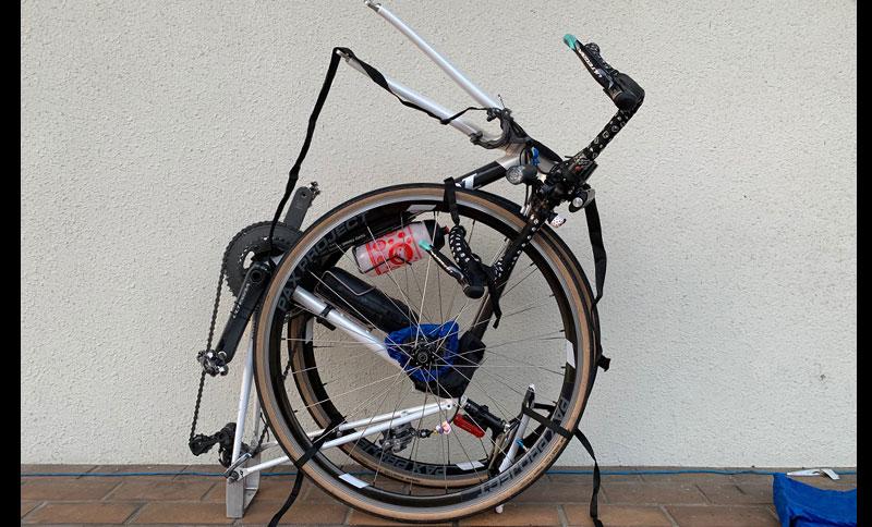 輪行 縦型輪行袋 輪行マイスター