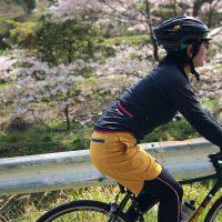 もんもん アラフォー女子 自転車女子 サイクリスト女子