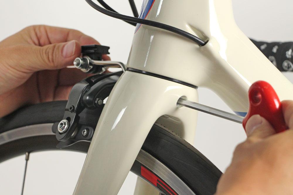 R250 ロードバイク用ライトブラケット キャットアイ用