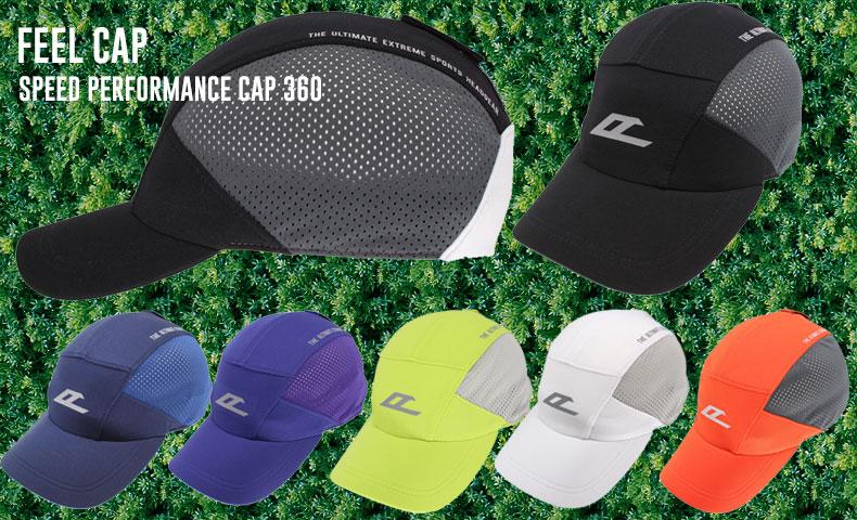 フィールキャップ SPEED PERFORMANCE CAP 360