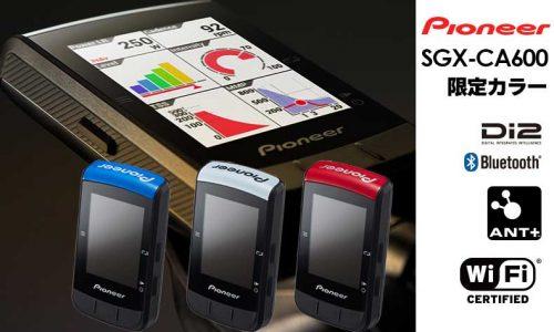 パイオニア SGX-CA600 カラーセレクトモデル